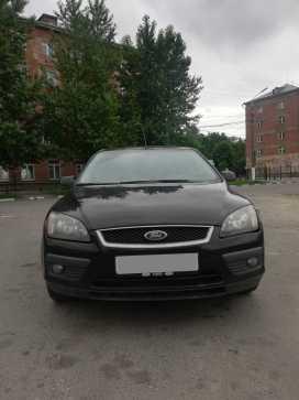 Тула Ford Focus 2007