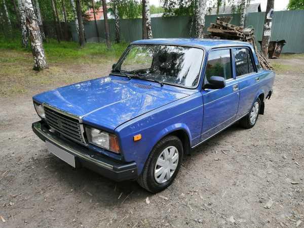 Лада 2107, 2007 год, 85 000 руб.