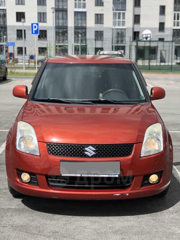 Suzuki Swift, 2007 год, 315 000 руб.
