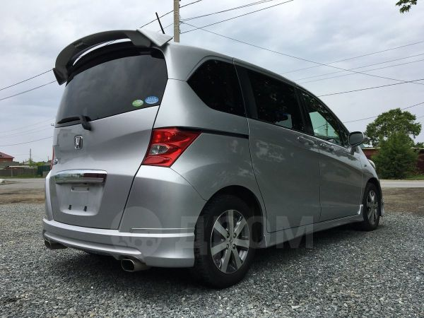 Honda Freed, 2009 год, 575 000 руб.