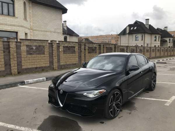 Alfa Romeo Giulia, 2018 год, 2 190 000 руб.