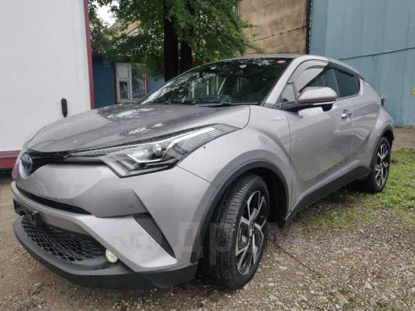 Toyota C-HR, 2018 год, 1 547 000 руб.