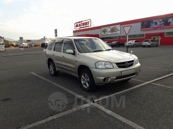 Mazda Tribute, 2005 год, 385 000 руб.