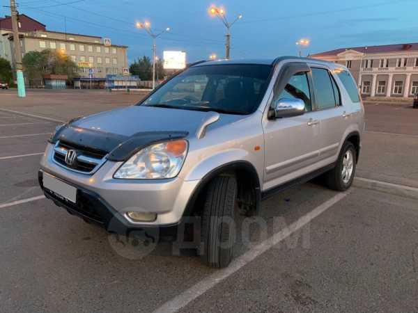Honda CR-V, 2002 год, 515 000 руб.
