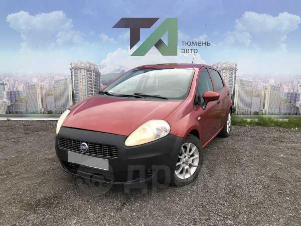 Fiat Punto, 2007 год, 150 000 руб.