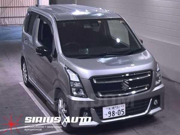 Suzuki Wagon R, 2017 год, 445 000 руб.