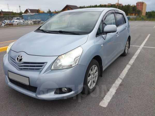 Toyota Verso, 2010 год, 630 000 руб.
