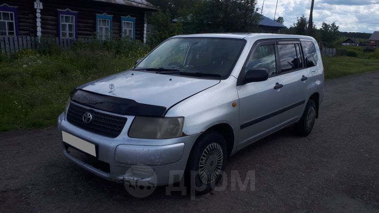 Toyota Succeed, 2002 год, 220 000 руб.