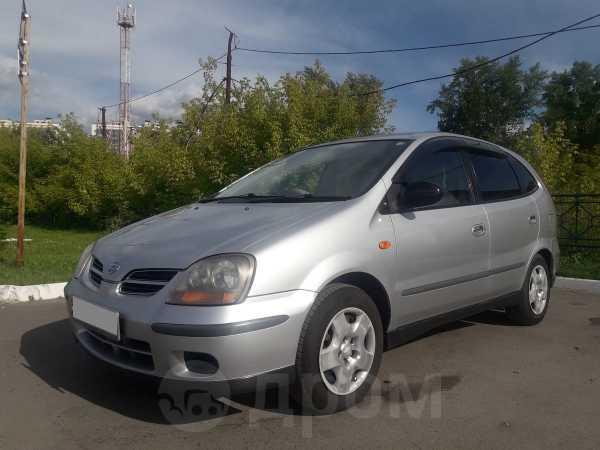 Nissan Tino, 2002 год, 205 000 руб.
