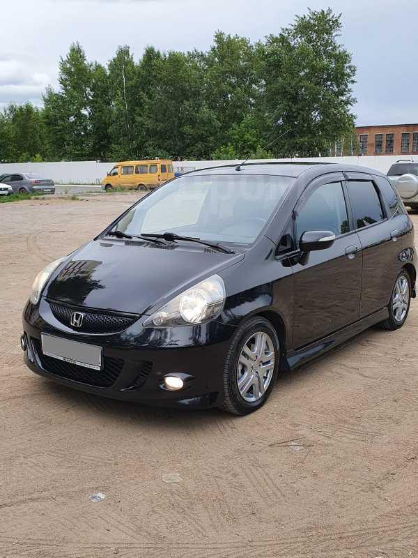 Honda Jazz, 2008 год, 425 000 руб.