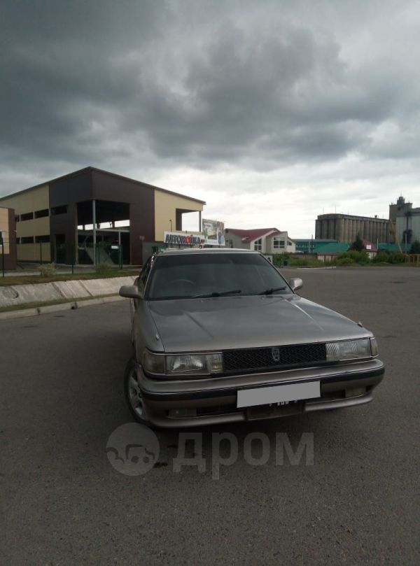 Toyota Chaser, 1990 год, 85 000 руб.