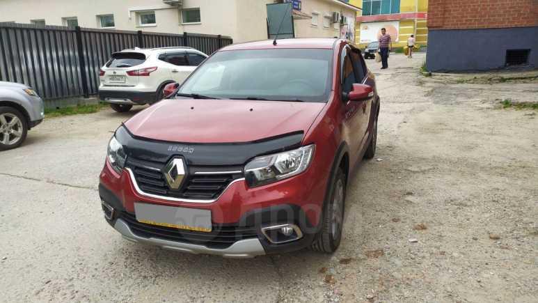 Renault Logan Stepway, 2019 год, 650 000 руб.
