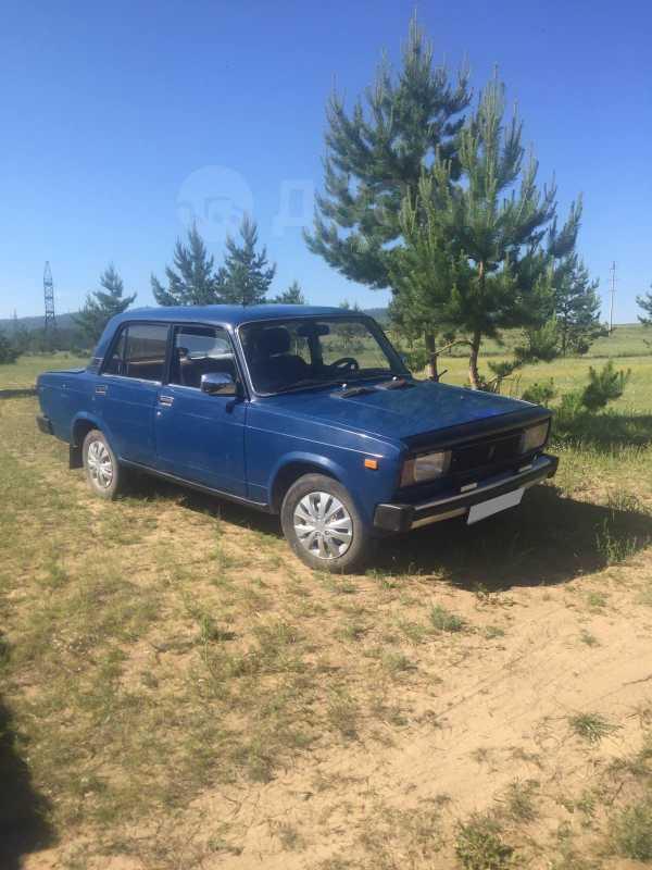 Лада 2105, 1993 год, 60 000 руб.