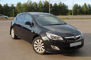 Кемерово Opel Astra 2012