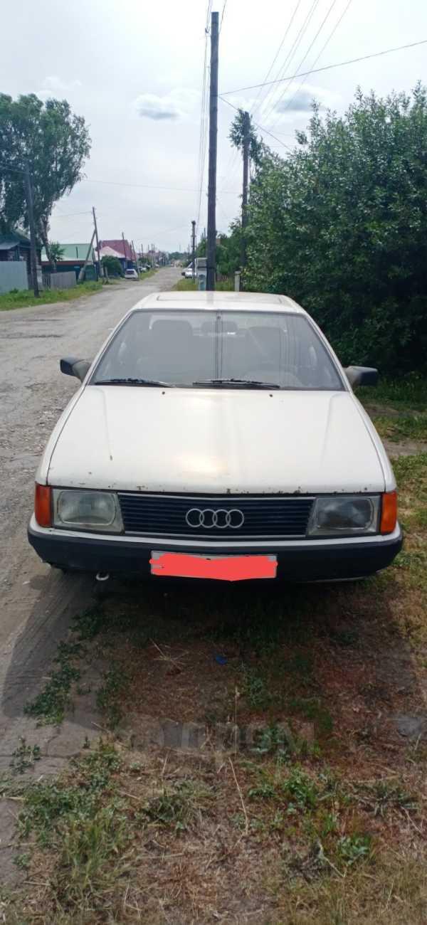 Audi 100, 1985 год, 30 000 руб.