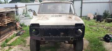 Юрьев-Польский 4x4 2121 Нива 1991