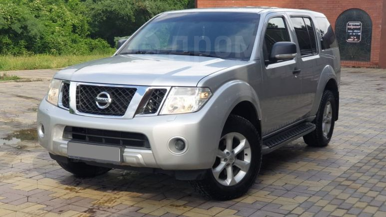 Nissan Pathfinder, 2011 год, 845 000 руб.