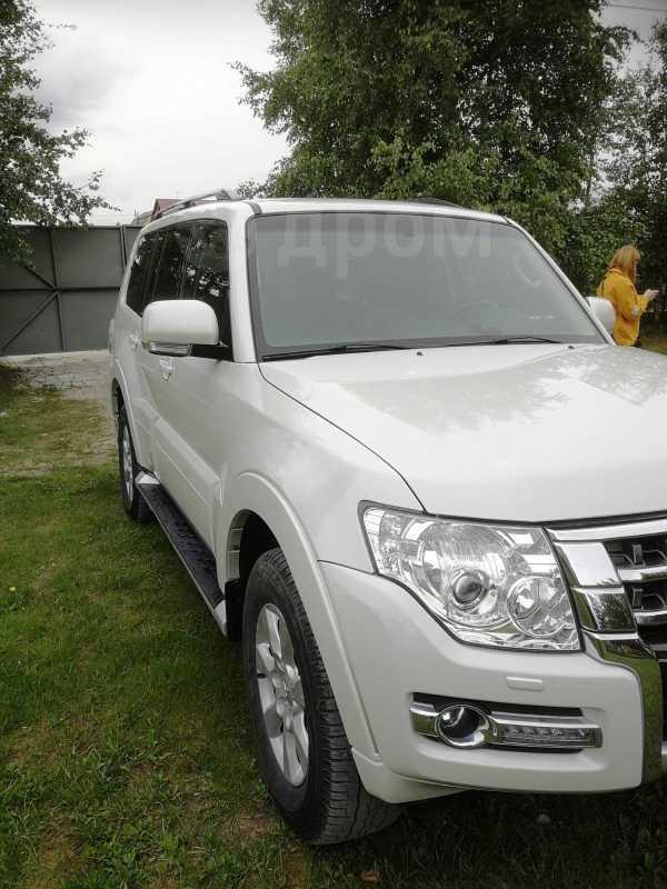Mitsubishi Pajero, 2015 год, 1 850 000 руб.