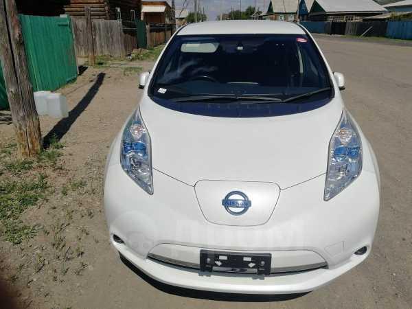 Nissan Leaf, 2013 год, 430 009 руб.