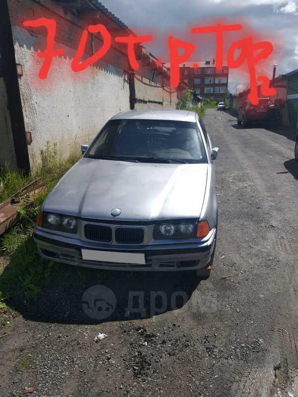 BMW 3-Series, 1995 год, 170 000 руб.