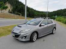 Ханты-Мансийск Mazda3 MPS 2012