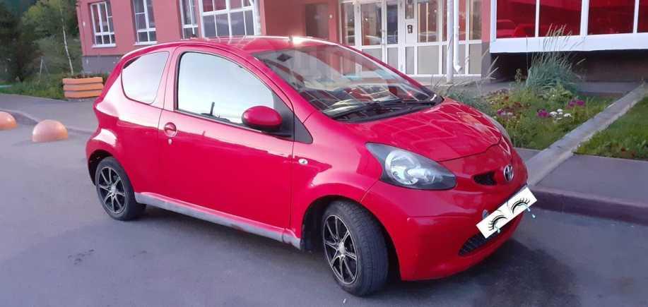 Toyota Aygo, 2008 год, 250 000 руб.