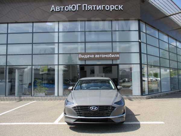 Hyundai Sonata, 2020 год, 1 569 000 руб.