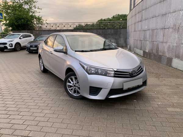 Toyota Corolla, 2015 год, 699 000 руб.