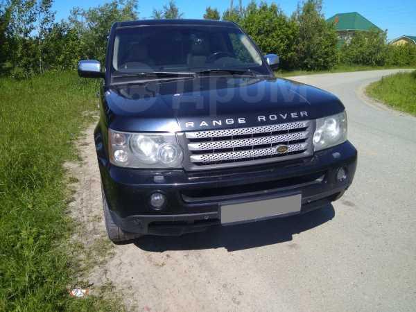 Land Rover Range Rover Sport, 2008 год, 800 000 руб.