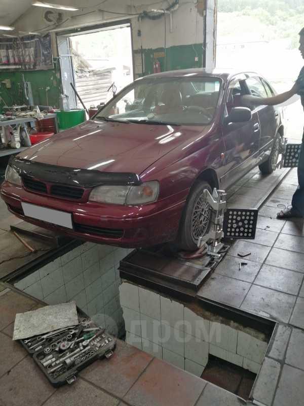 Toyota Carina, 1998 год, 180 000 руб.
