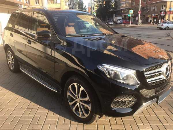 Mercedes-Benz GLE, 2015 год, 2 790 000 руб.