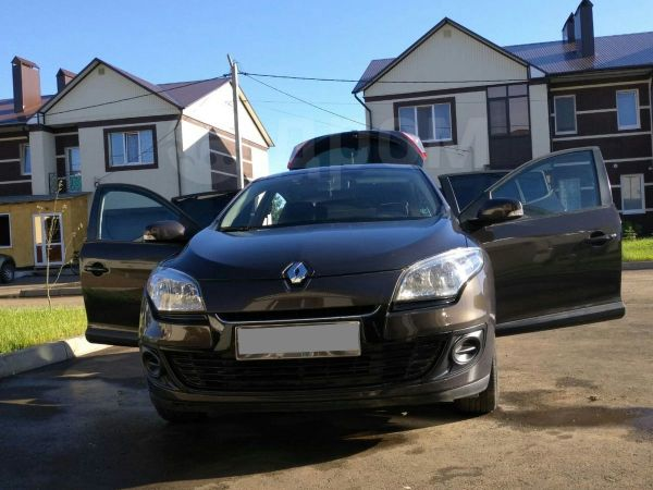 Renault Megane, 2013 год, 505 000 руб.