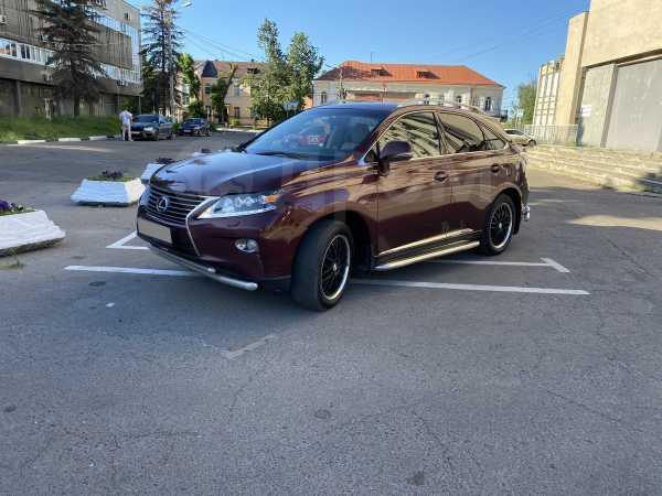 Lexus RX450h, 2012 год, 1 850 000 руб.
