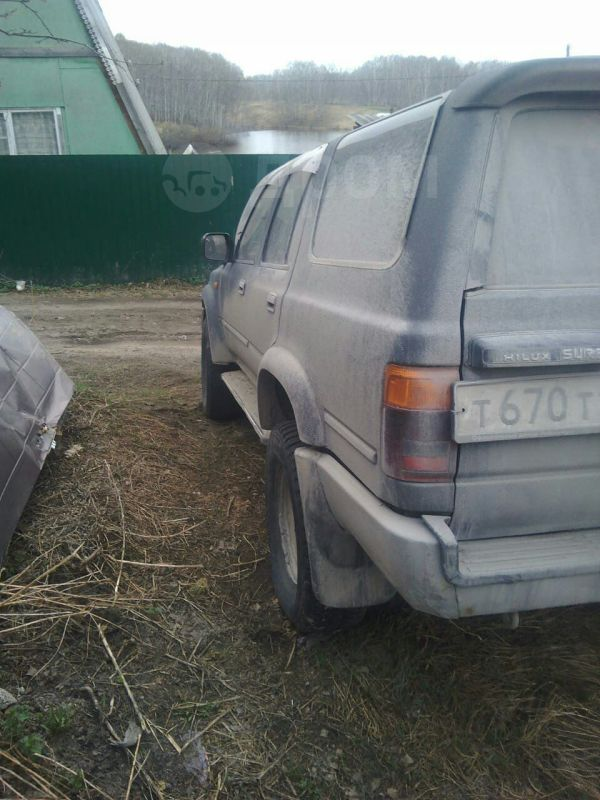 Toyota Hilux Surf, 1992 год, 180 000 руб.
