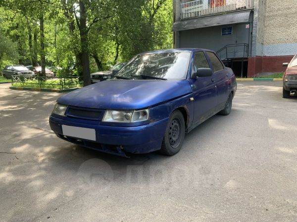 Лада 2110, 2001 год, 45 000 руб.