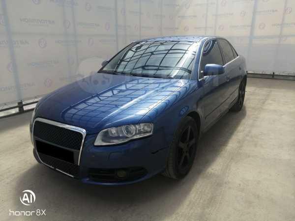 Audi A4, 2007 год, 360 000 руб.