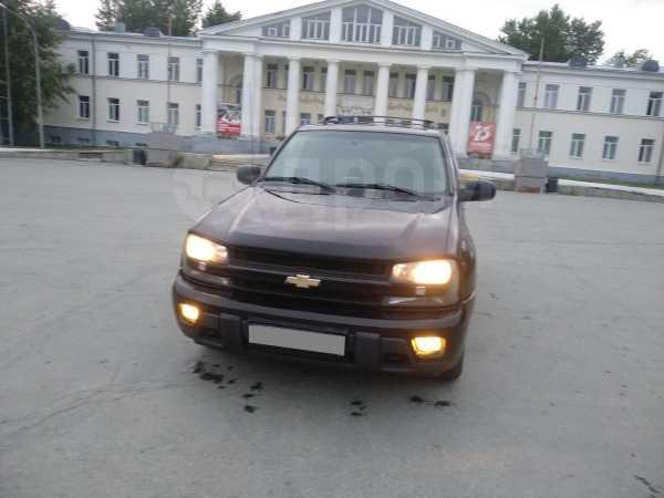 Chevrolet TrailBlazer, 2006 год, 335 000 руб.