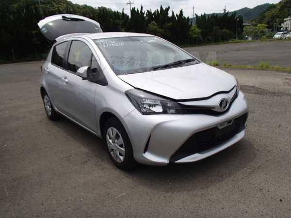 Toyota Vitz, 2016 год, 505 000 руб.