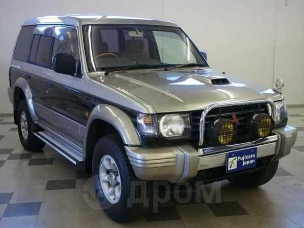 Mitsubishi Pajero, 1996 год, 336 000 руб.
