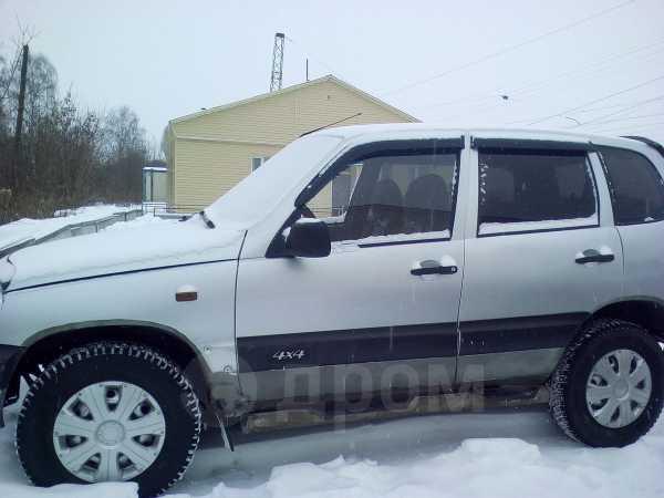 Chevrolet Niva, 2003 год, 140 000 руб.