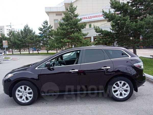 Mazda CX-7, 2006 год, 679 000 руб.