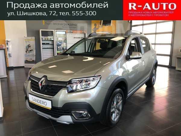 Renault Sandero Stepway, 2020 год, 703 000 руб.