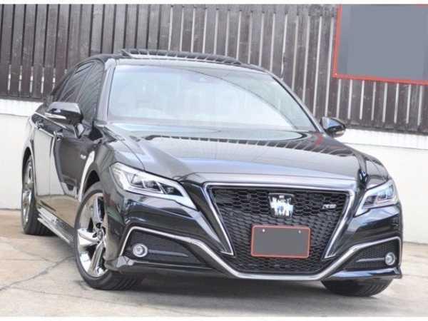 Toyota Crown, 2019 год, 2 764 000 руб.