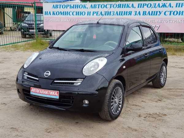 Nissan Micra, 2007 год, 287 000 руб.