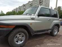 Омск Korando 2002