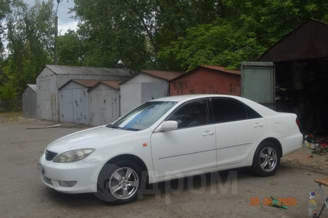 Toyota Camry, 2004 год, 495 000 руб.