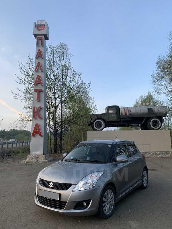 Suzuki Swift, 2012 год, 600 000 руб.