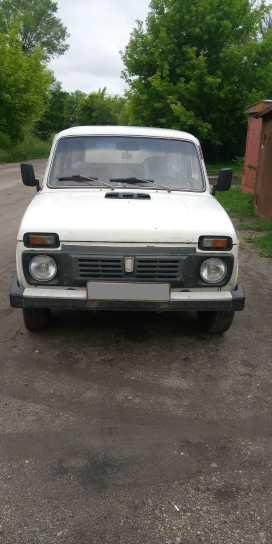 Уссурийск 4x4 2121 Нива 1982