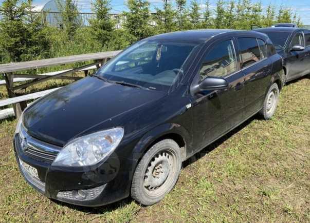 Opel Astra, 2008 год, 192 000 руб.