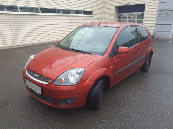 Ford Fiesta, 2007 год, 199 000 руб.
